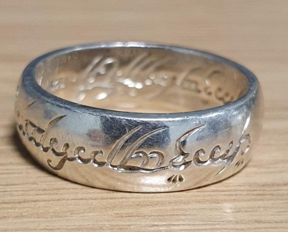 кольцо всевластия саурон средиземье фото
