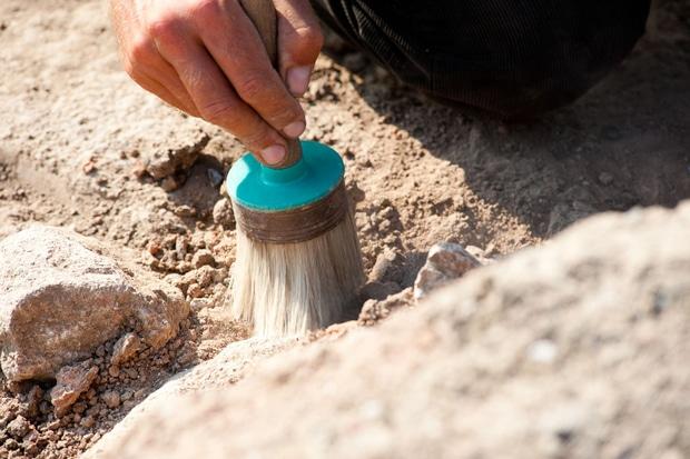 Ученые обнаружили недалеко от Рима останки первобытных людей