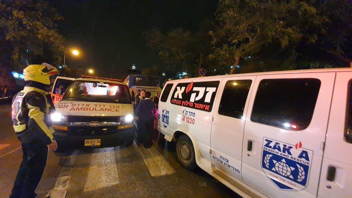 ДТП в Израиле фото