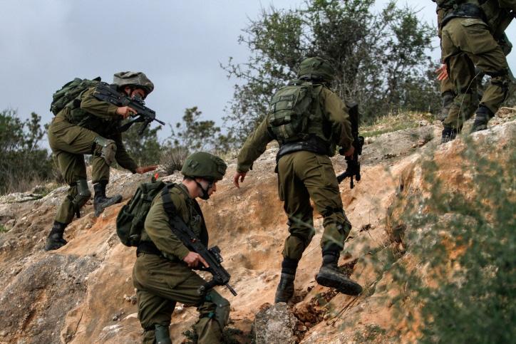 Солдаты ЦАХАЛ фото