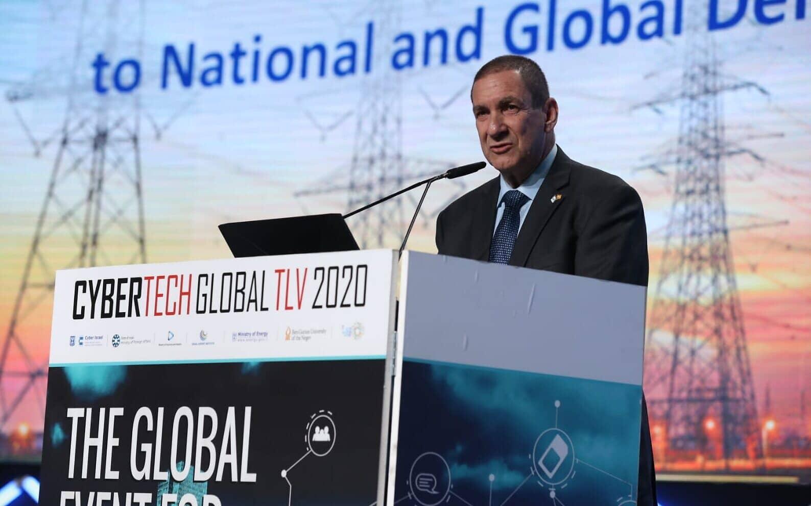 Глава Израильской Электрической корпорации Ифта Рон-Тал