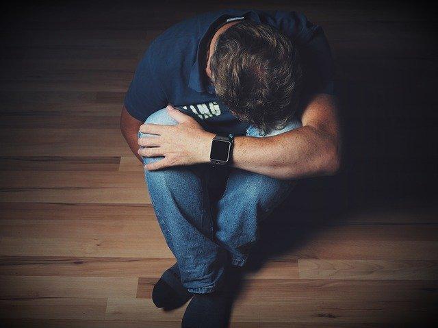 Депрессия парень фото