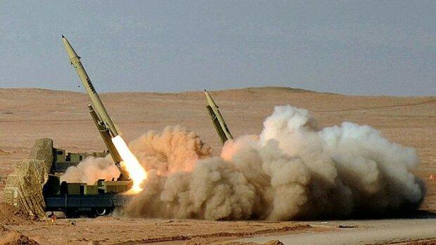 ракеты ирана фото