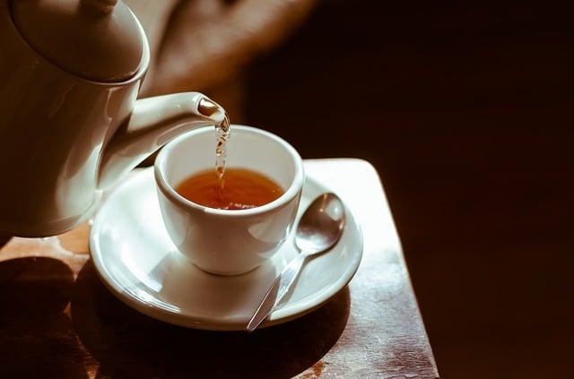 чашка чая фото