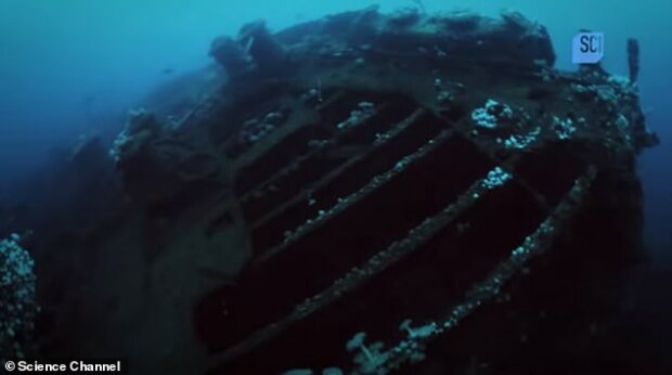 У берегов Сицилии обнаружили судно времен Римской империи
