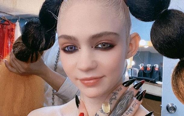 певица Grimes фото