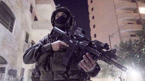 Израильский солдат фото