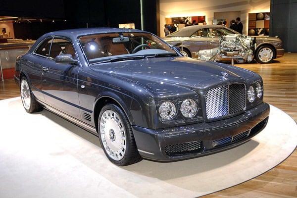 Bentley авто фото