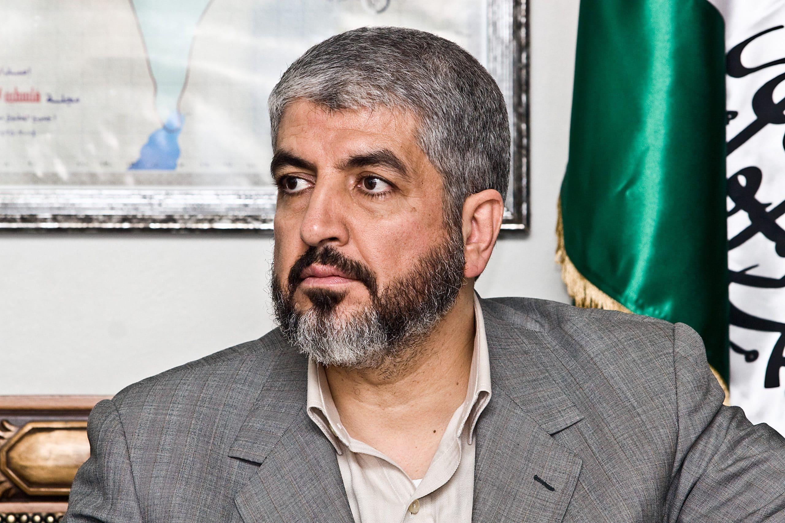 Khaled Meshaal 01