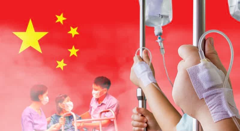 коронавирус в китае картинка