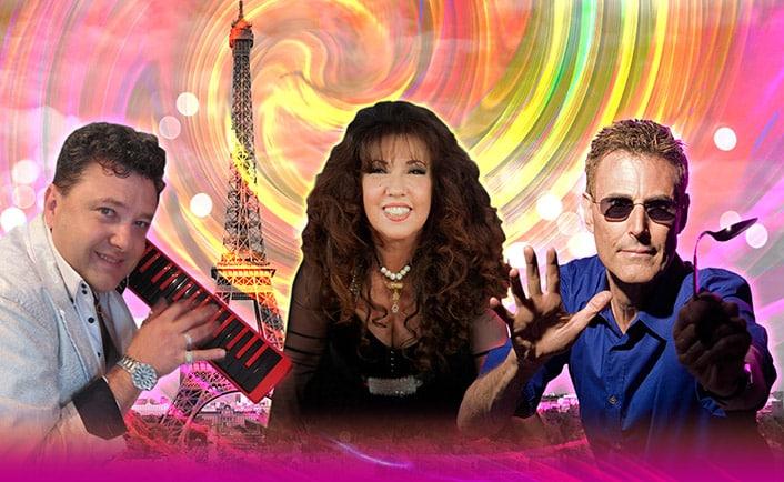 Шоу «Парижский свинг и волшебство» о