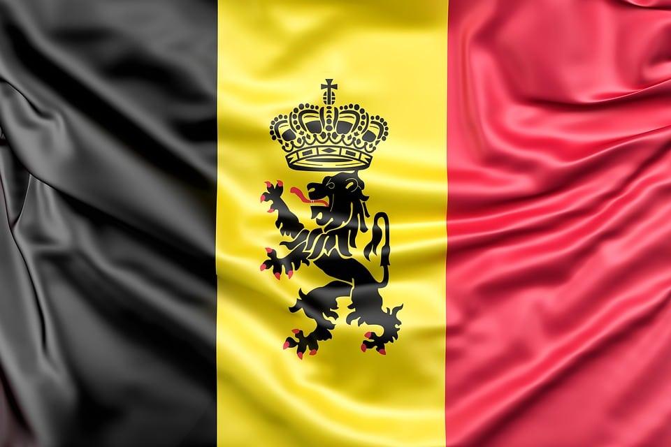 флаг бельгии фото