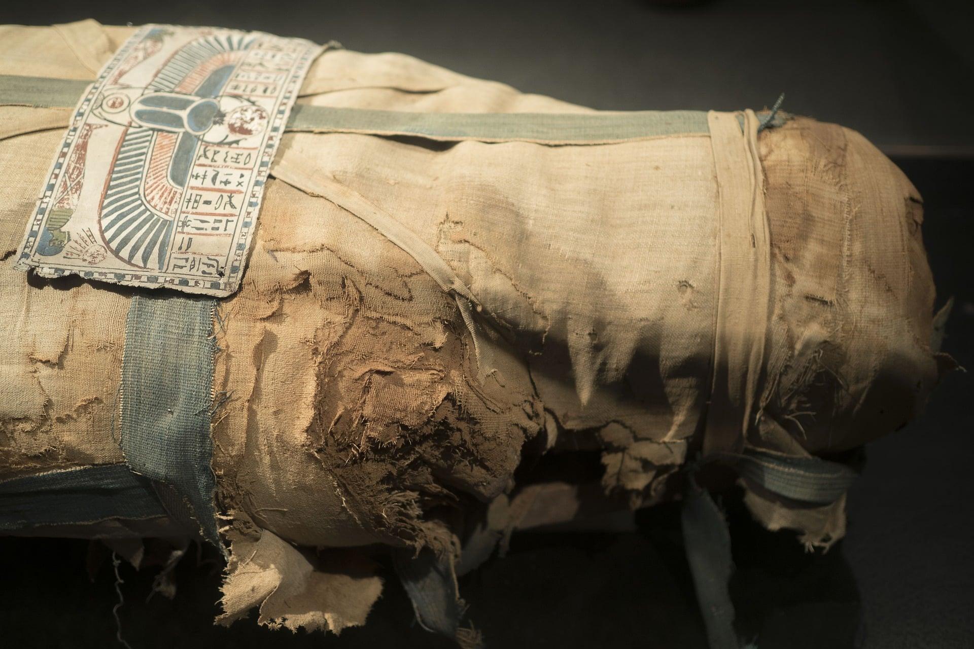 мумия фото