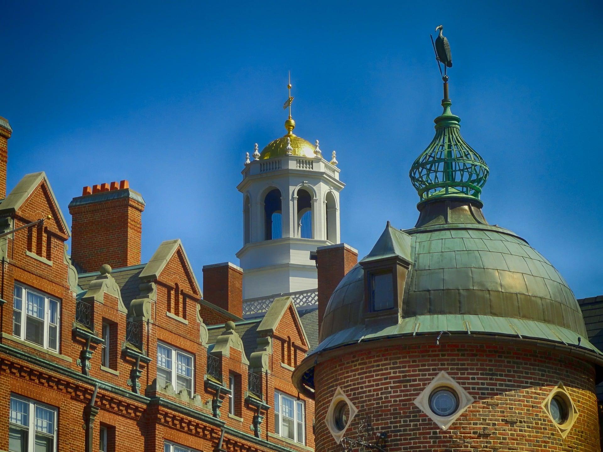 Гарвардский университет фото