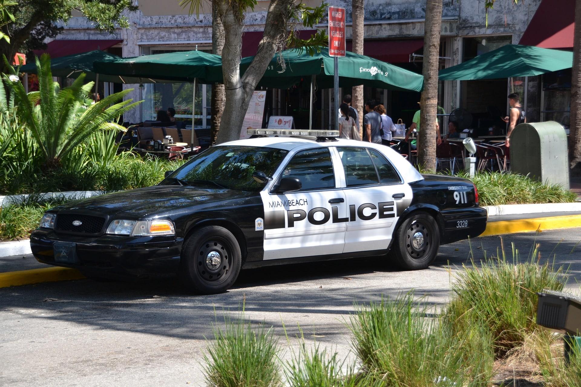 Полиция США фото