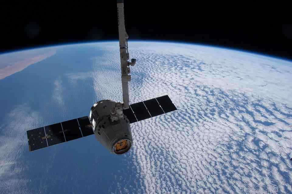 спутник Starlink фото