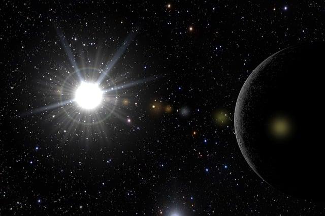 Меркурий изображение