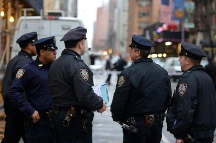 Полиция США картинка