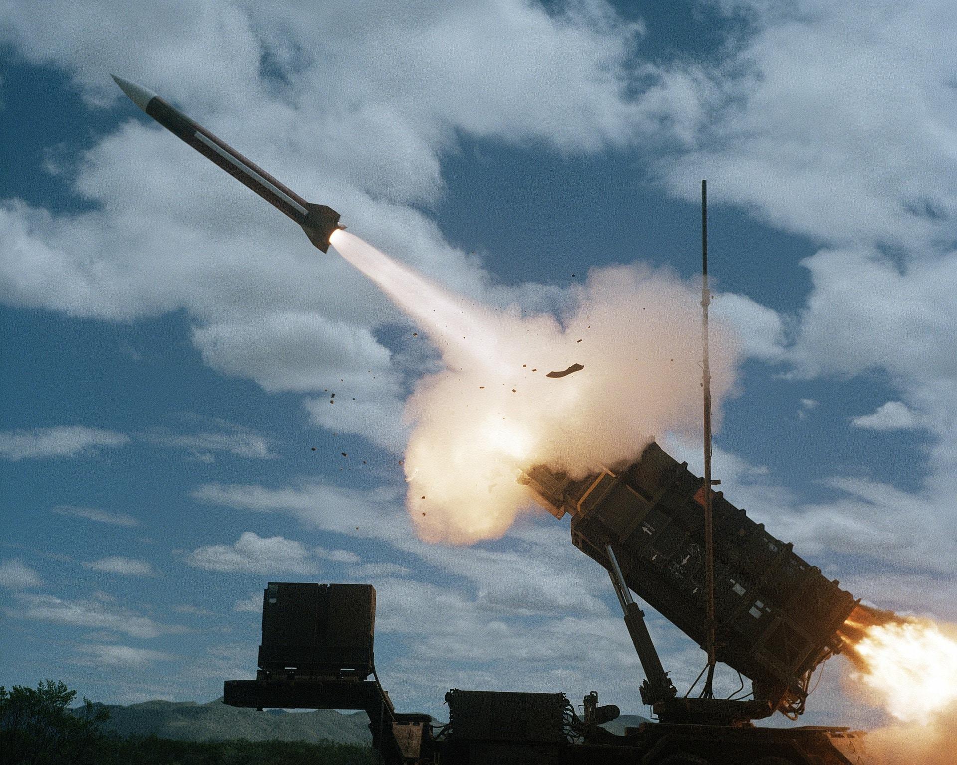 ПВО США картинка