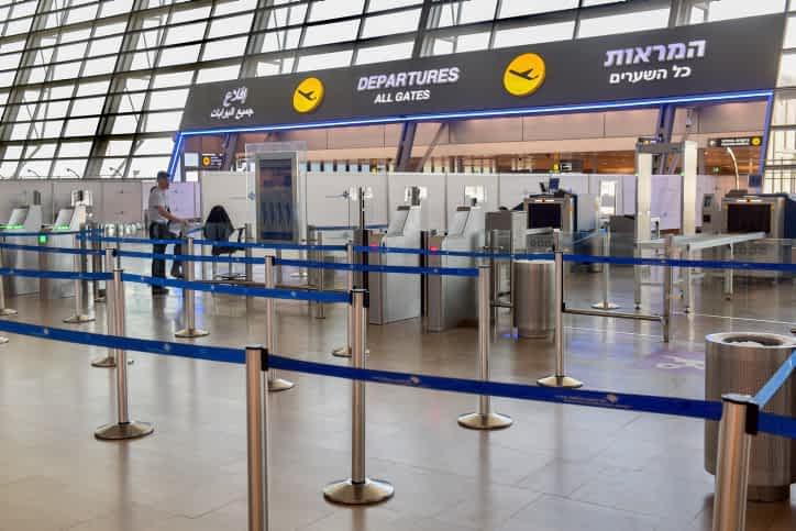 Aeroport Ben Gurion