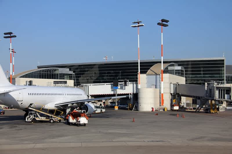 Aerport Ben Gurion