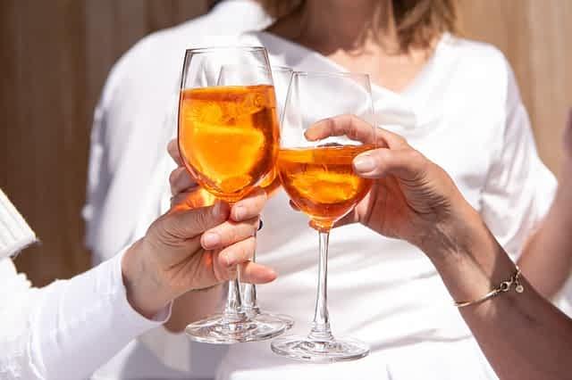 алкоголь бокалы фото