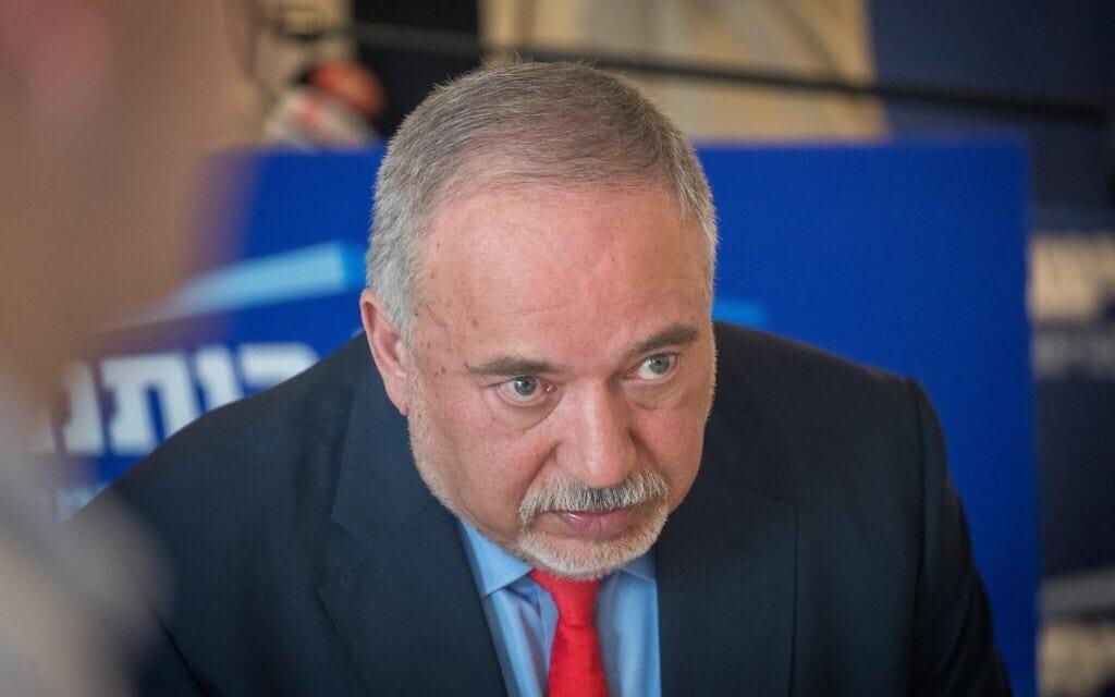 Avigdor Liberman 6