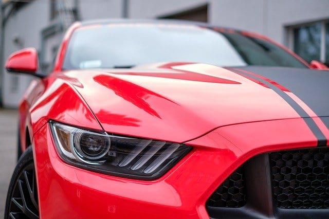 Авто Ford Mustang фото