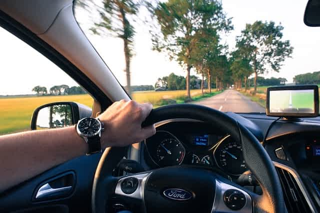 за рулем авто фото