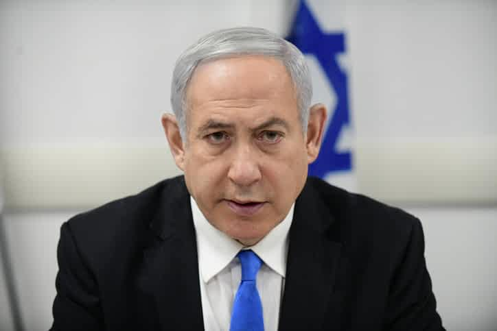 биньямин нетаниягу израиль фото