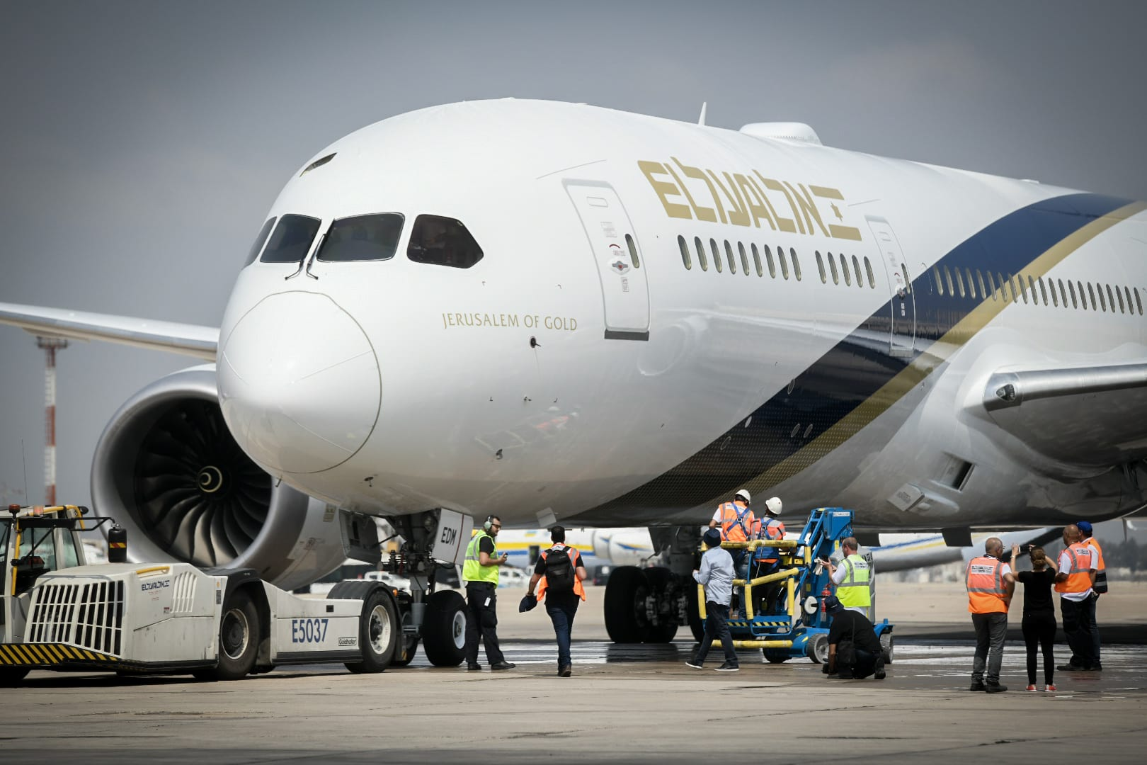 авиакомпания Эль-Аль фото