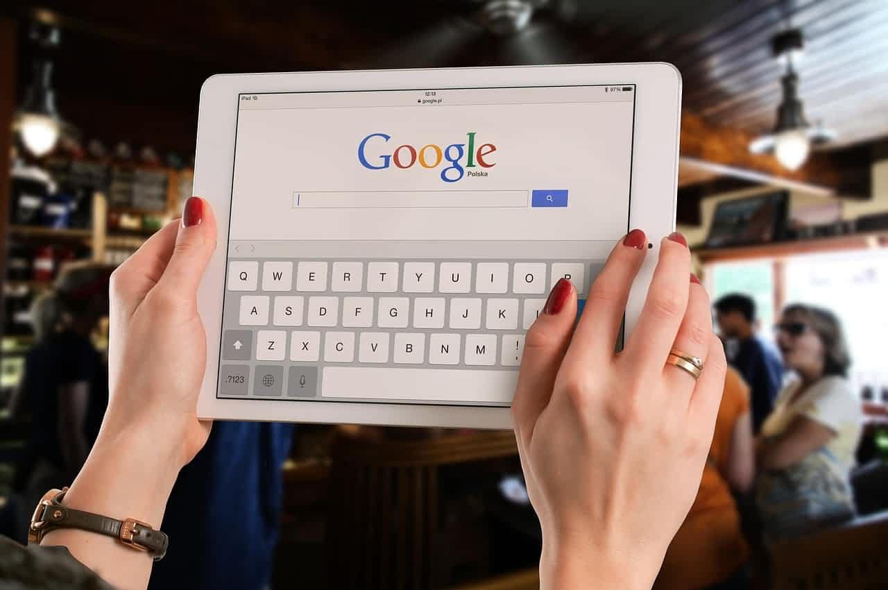 Google планшет браузер картинка