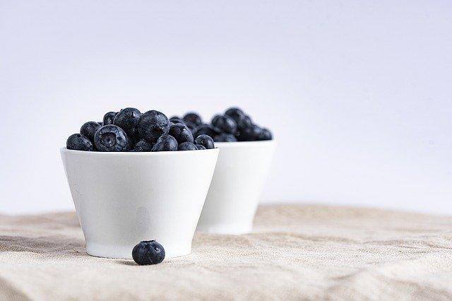 ягоды черники фото