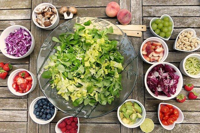 диета растительная пища фото