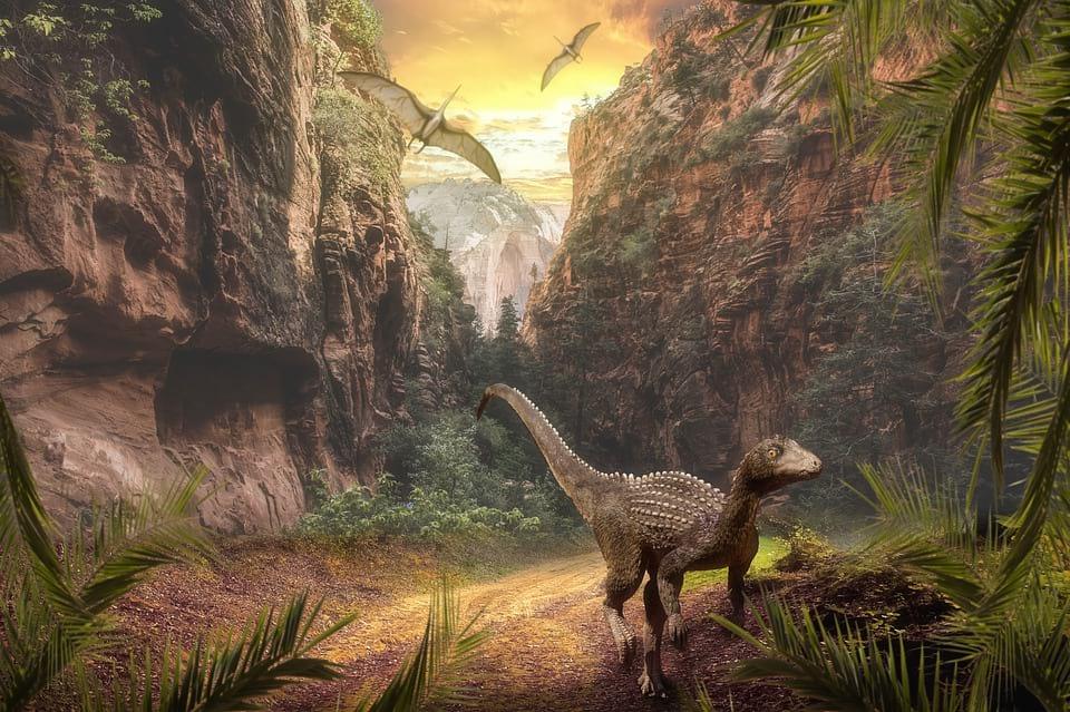 Динозавры изображение