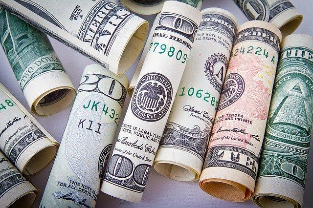 Доллары фото