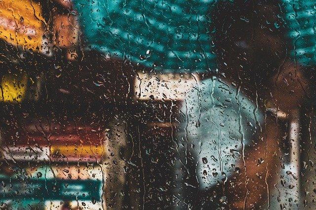 дождь погода израиль фото