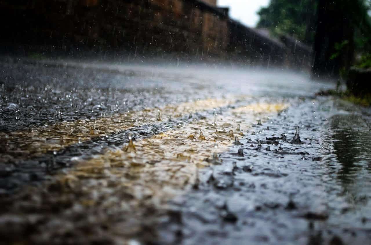 дождь непогода фото