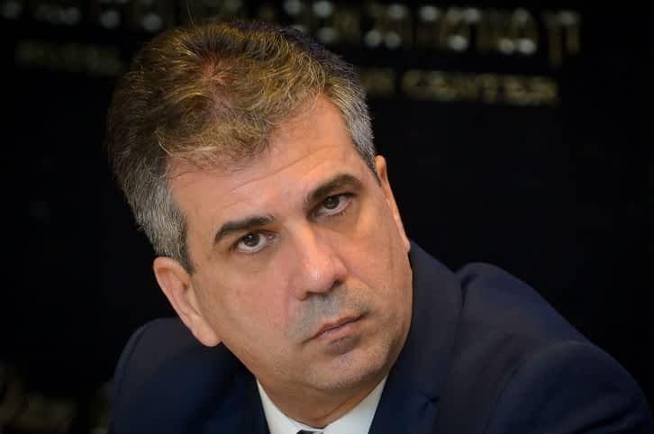 министр разведки Эли Коэн