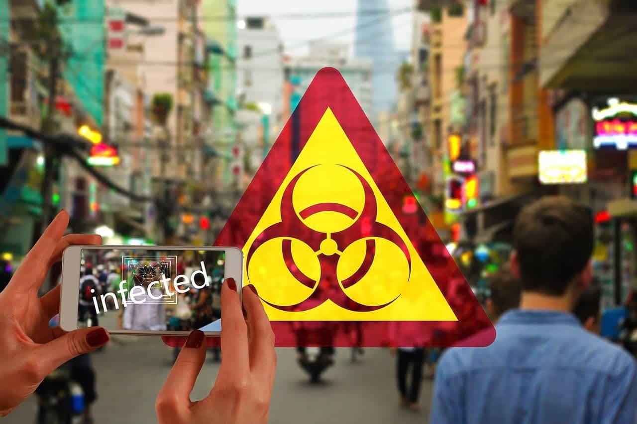 Эпидемия коронавируса картинка
