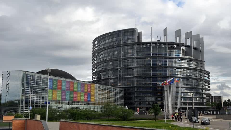 Европарламент фото
