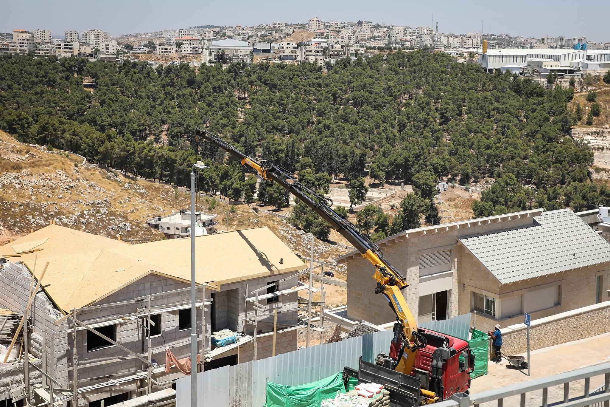 поселение израиль фото