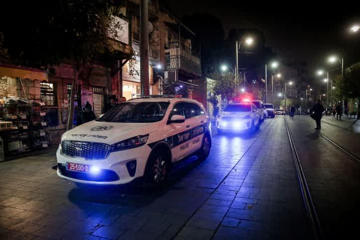 Полиция Израиля фото