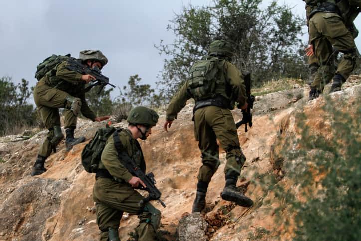Военнослужащие ЦАХАЛа фото