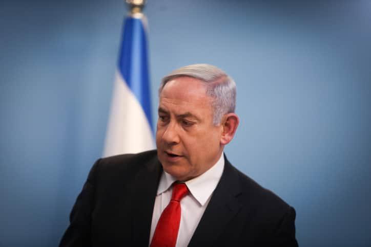 Биньямин Нетаниягу премьер-министр израиль фото