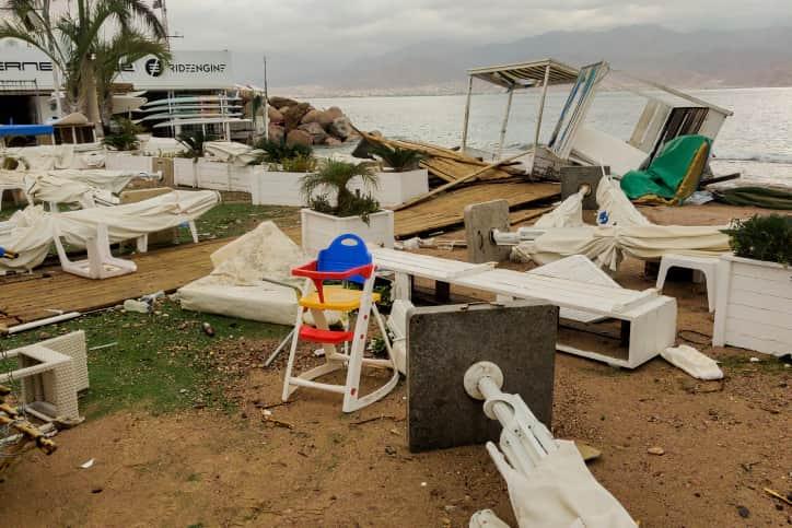 Ураган фото