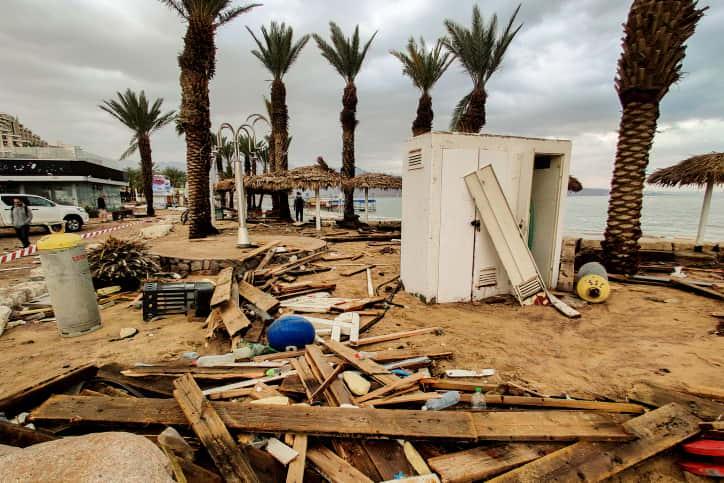 ураган последствия фото