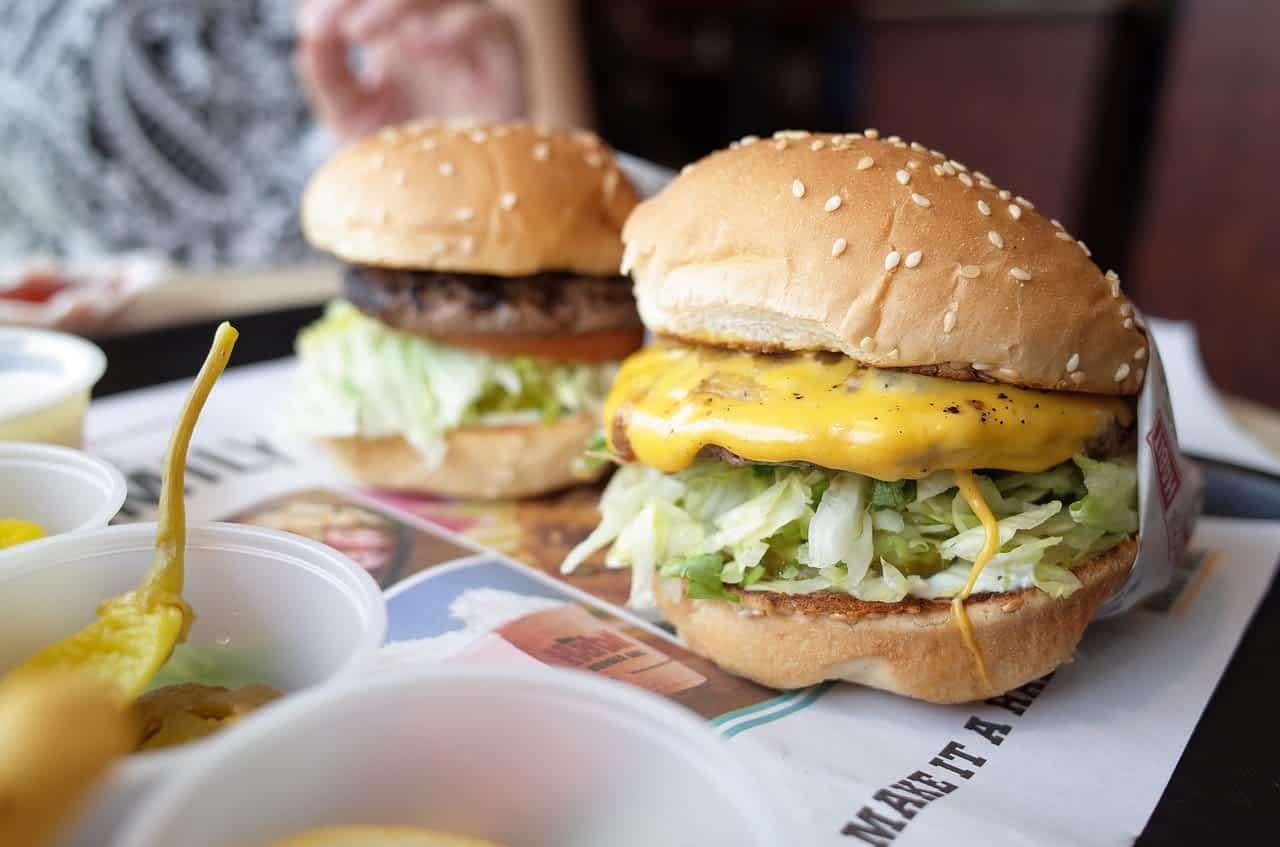 фастуд рестораны быстрого питания фото