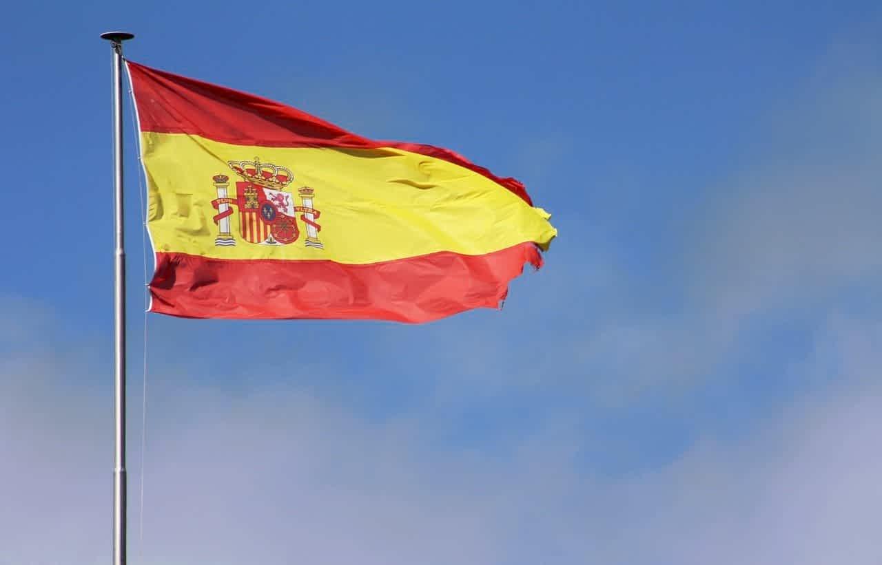 Flag Ispanii
