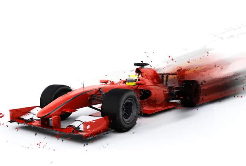 Formula 1 2x 2